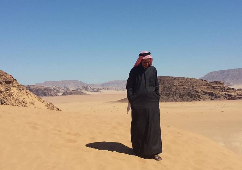 What A Bedouin Taught Me About Being a Nomad